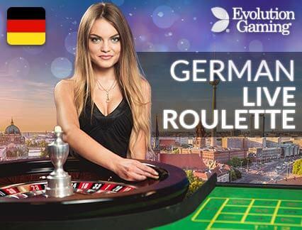 german live roulette